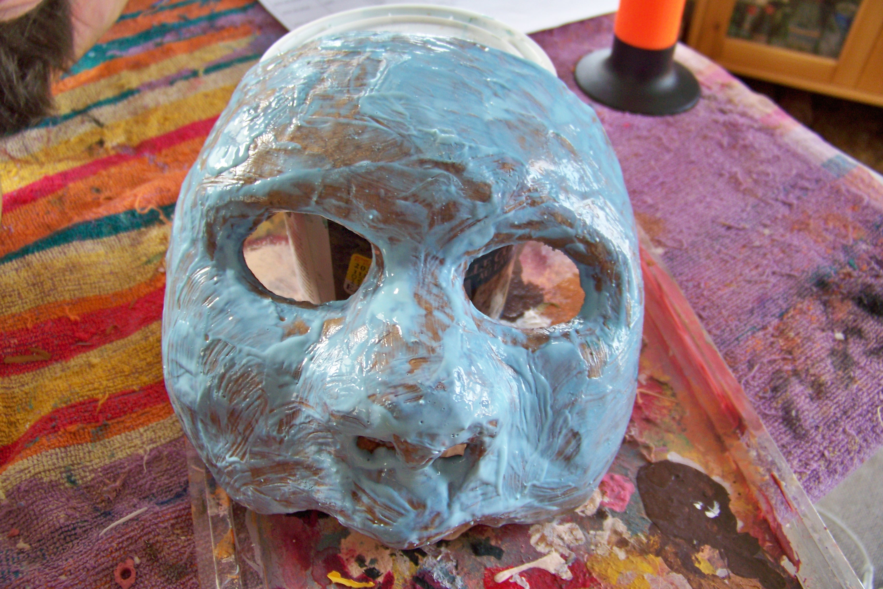 Do You Have to Seal Paper Mache Before Painting? - craftknights | 2432x3648